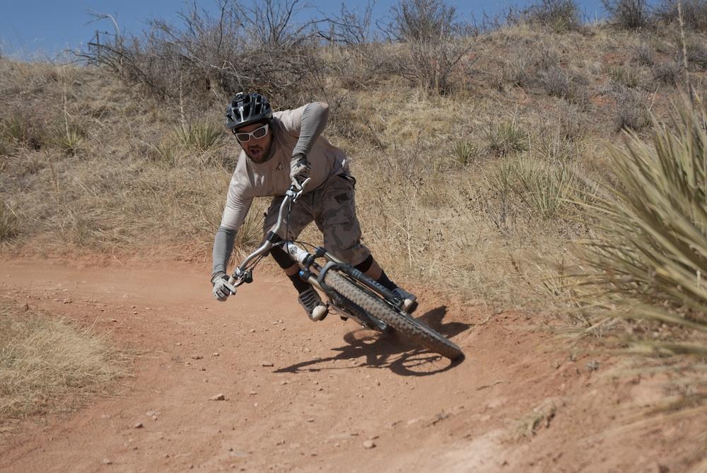 Andy Winohrasky Dirt Smart MTB Mountain Bike Skills Coaching