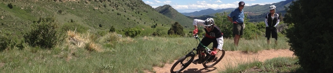 Schedule a Mountain Bike Lesson With Dirt Smart MTB