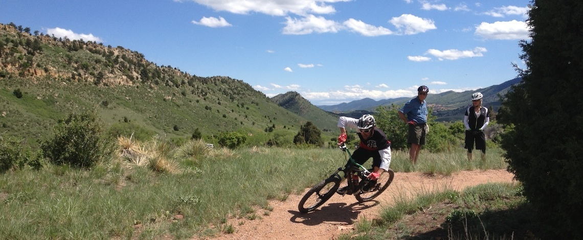 Dirt Smart MTB Mountain Bike Skills Coaching - Denver, CO