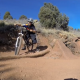 Descending Switchbacks Mountain Bike Technique